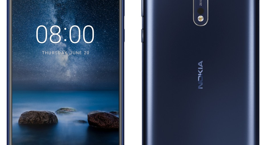 Nokia 8 due to be launched August 16th