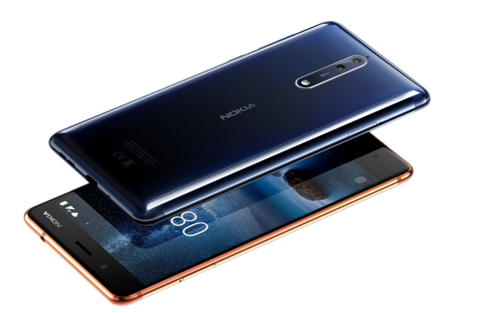 Nokia 8 confirms launch date