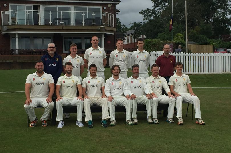 Chester Boughton Hall win the 2017 League