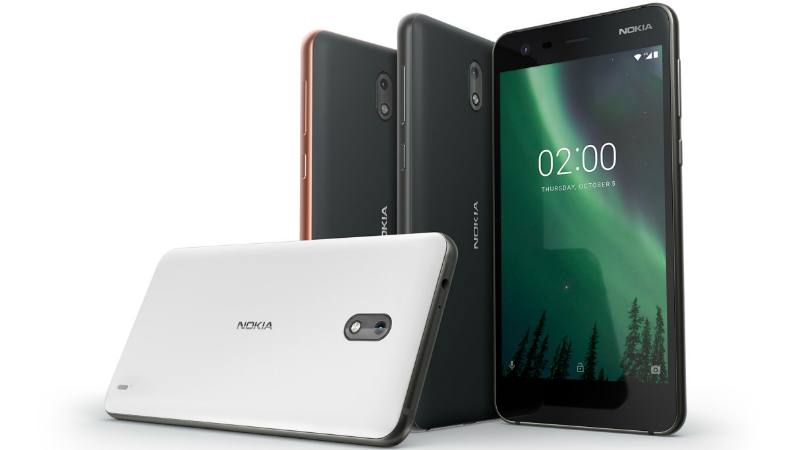 Nokia 2 has announced a two-day battery life and a low price!