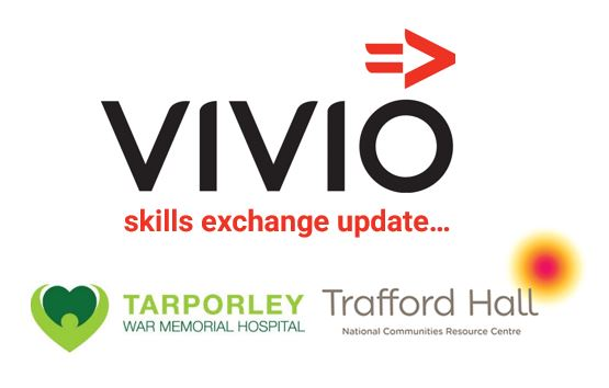 Vivio are proud to be an Ambassador of Cheshire Connect