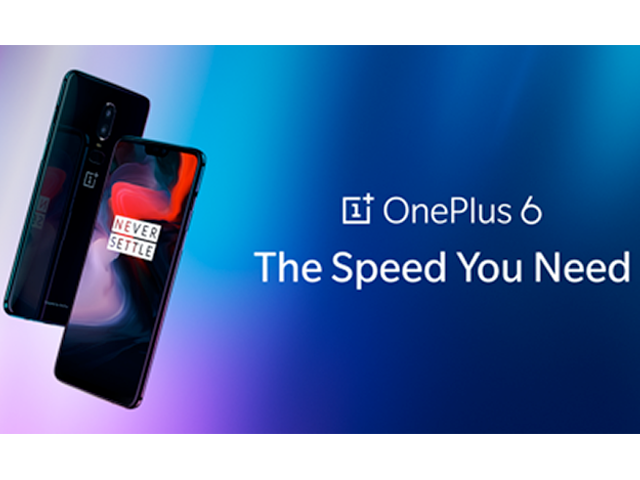 OnePlus 6 is now available from as little as £425!